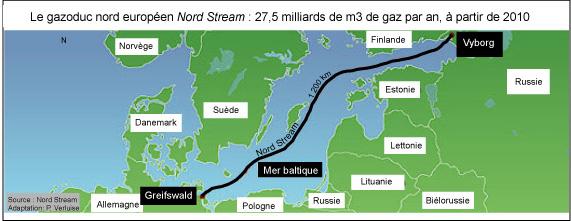 Le gazoduc Nord Stream, entre la Russie et l'Allemagne      dans maps خرائط nordstreamverluise3